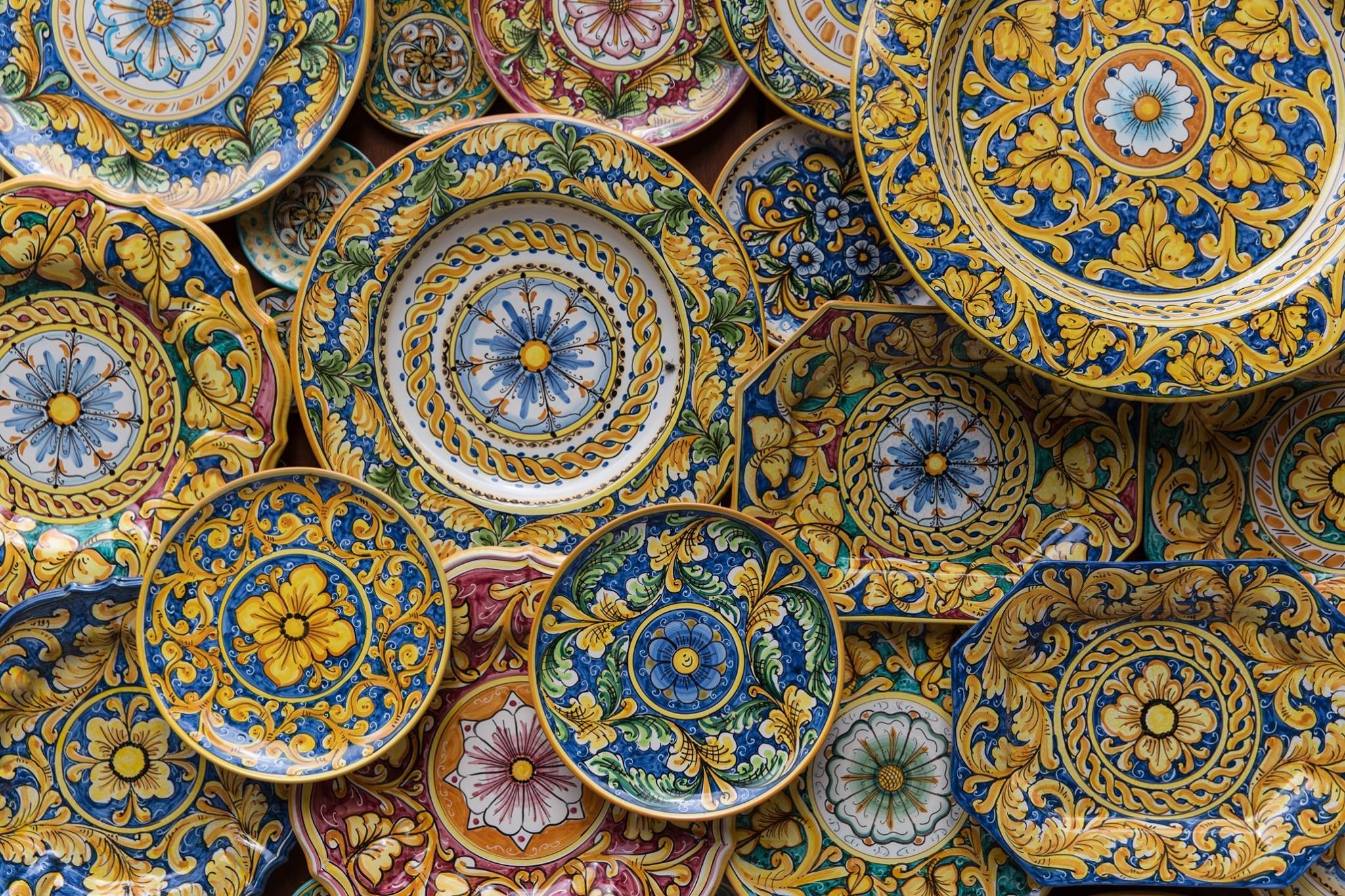 Caltagirone | ceramiche