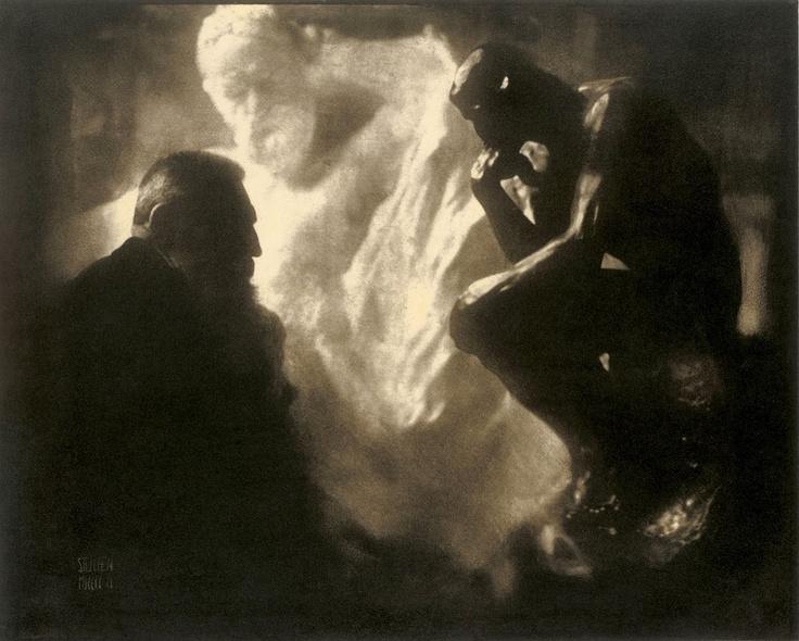Auguste Rodin | il Pensatore