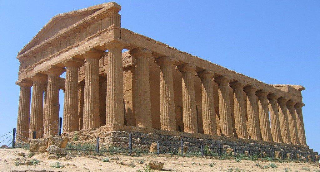 Agrigento | Valle dei Templi.
