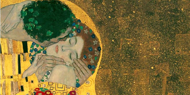 Gustav Klimt | il Bacio