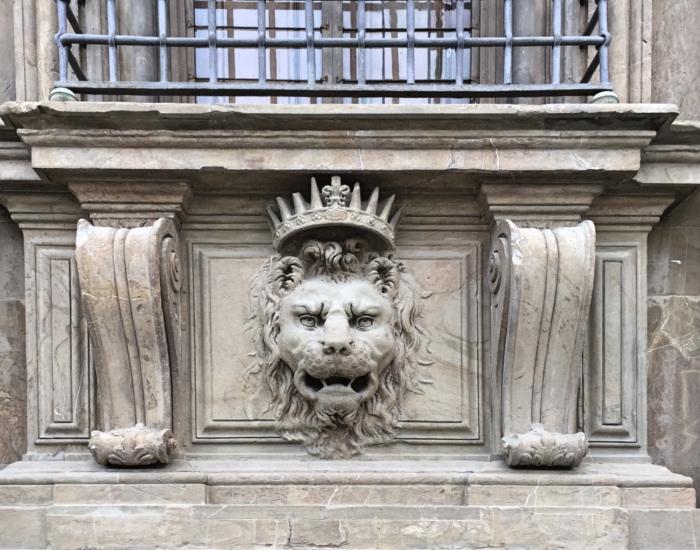 Palazzo Pitti | facciata