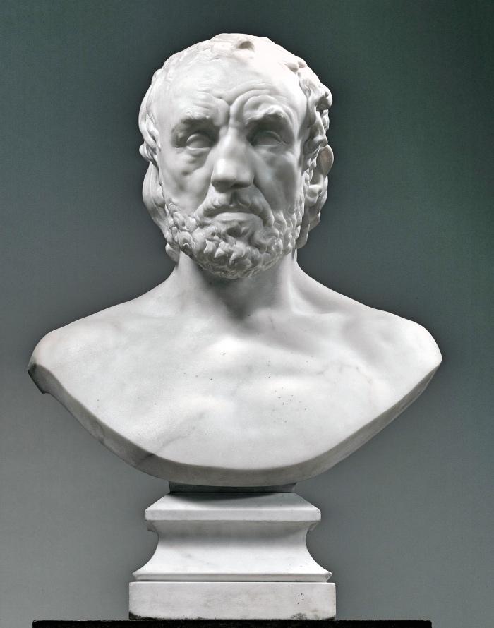 Auguste Rodin | uomo dal naso rotto