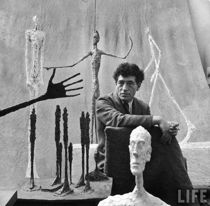 Alberto Giacometti | scultura