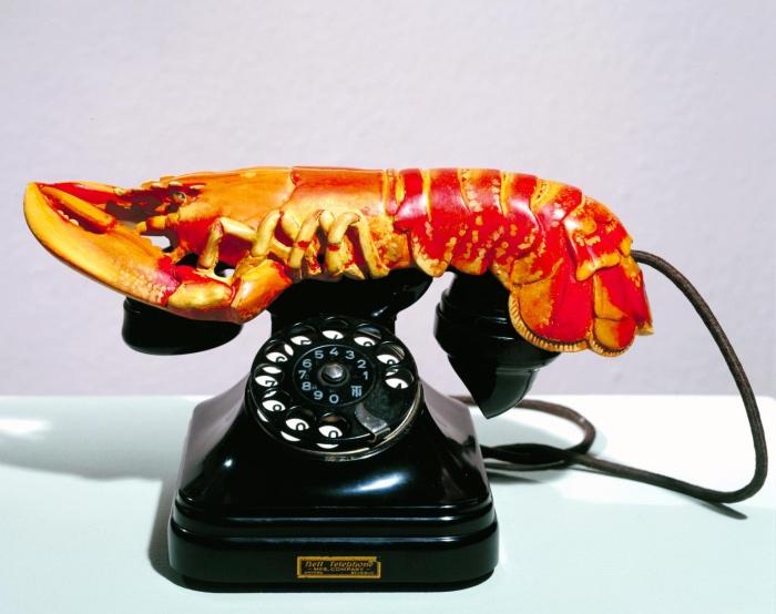 Salvador Dalí | Telefono Aragosta