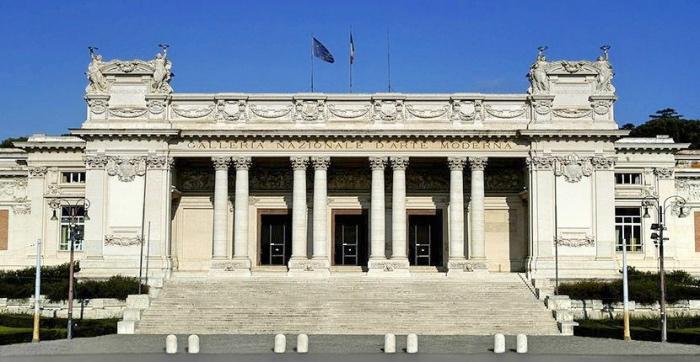 Galleria Nazionale Roma | facciata