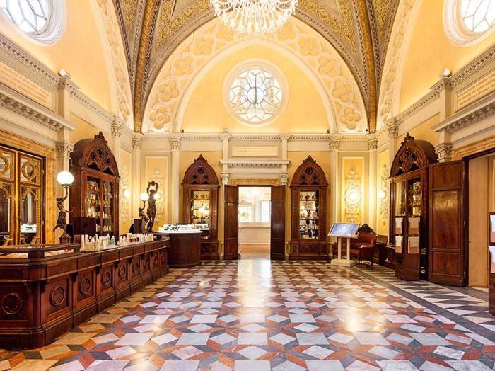 Farmacia di Santa Maria Novella | musei Firenze