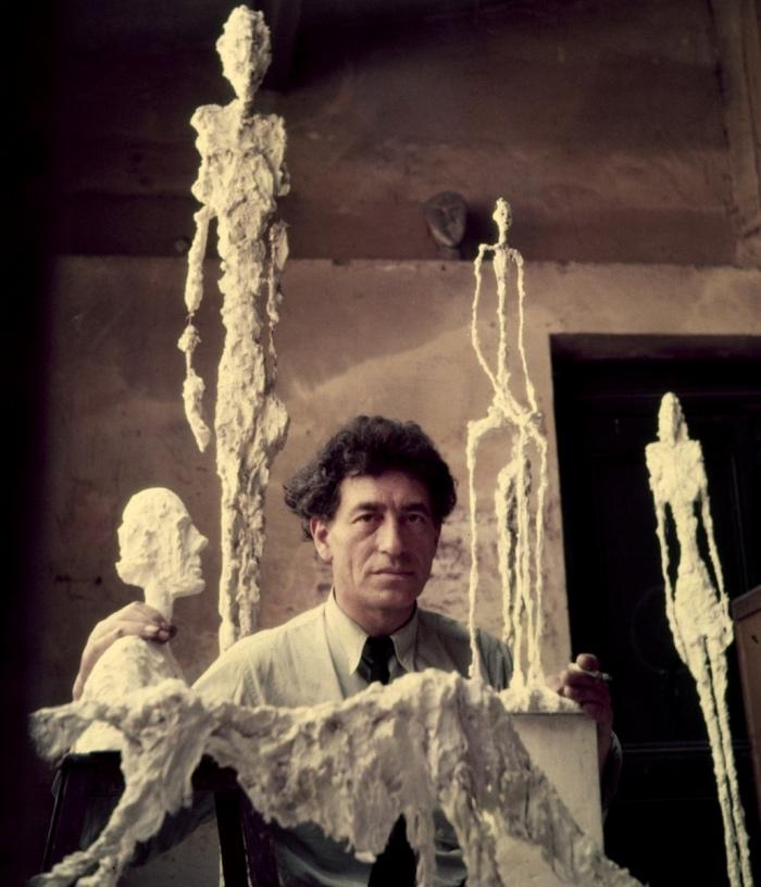 Alberto Giacometti | opere