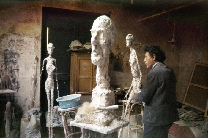 Albero Giacometti | studio