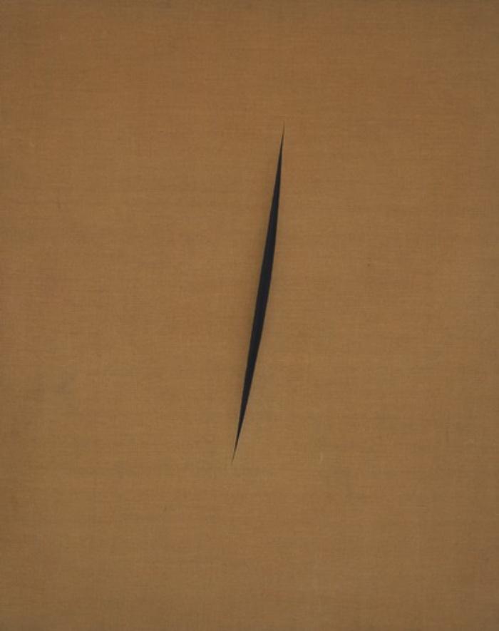 Lucio Fontana | Concetto spaziale