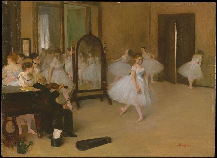 Edgar Degas | ballerine Degas