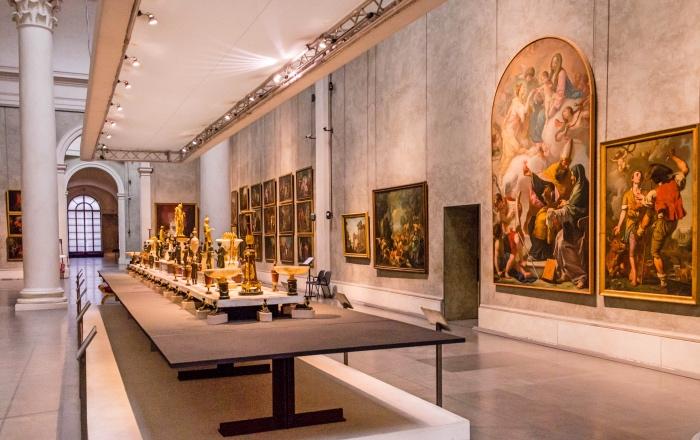 Galleria Nazionale nel Palazzo della Pilotta | Parma Musei