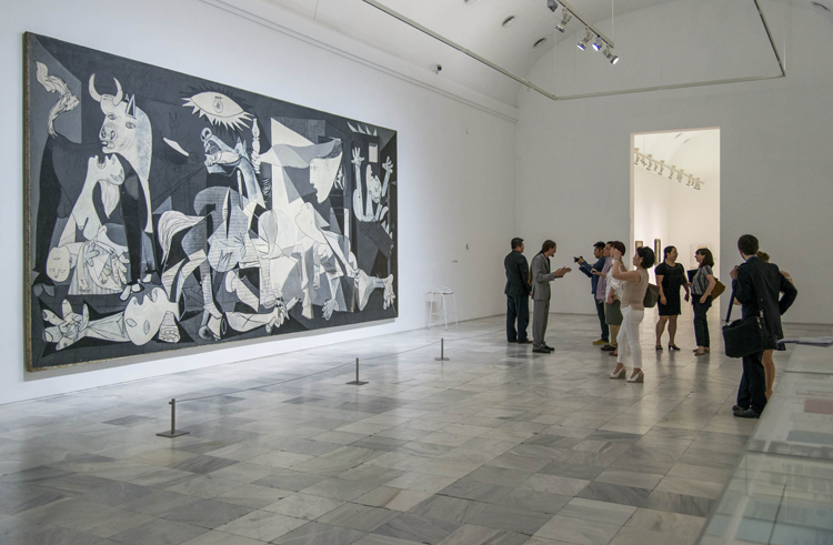 Guernica | musei Madrid