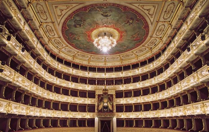 Teatro Regio | teatri Parma