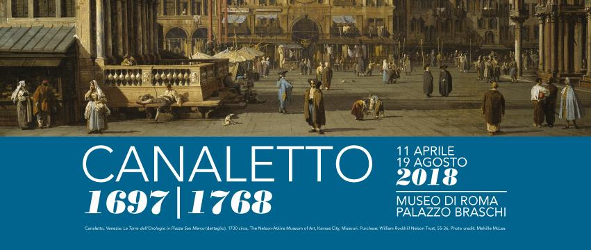 Canaletto mostra | mostre Roma