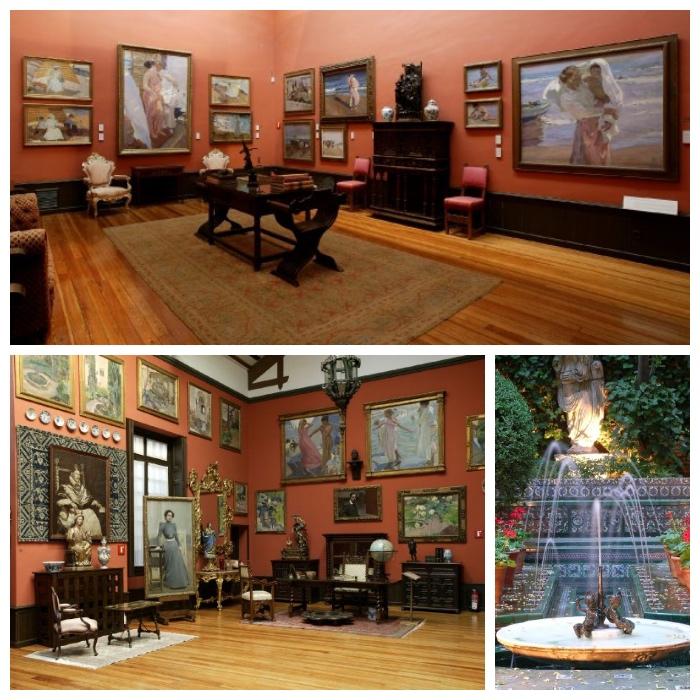 museo Sorolla | musei Madrid