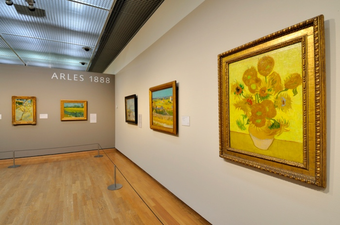 Museo Di Van Gogh.Van Gogh S Masterpieces And Works