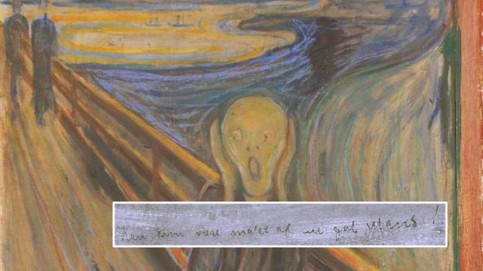 Munch   urlo   frase