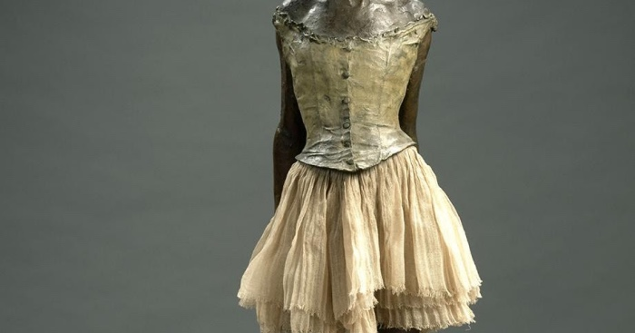 Edgar Degas | piccola danzatrice