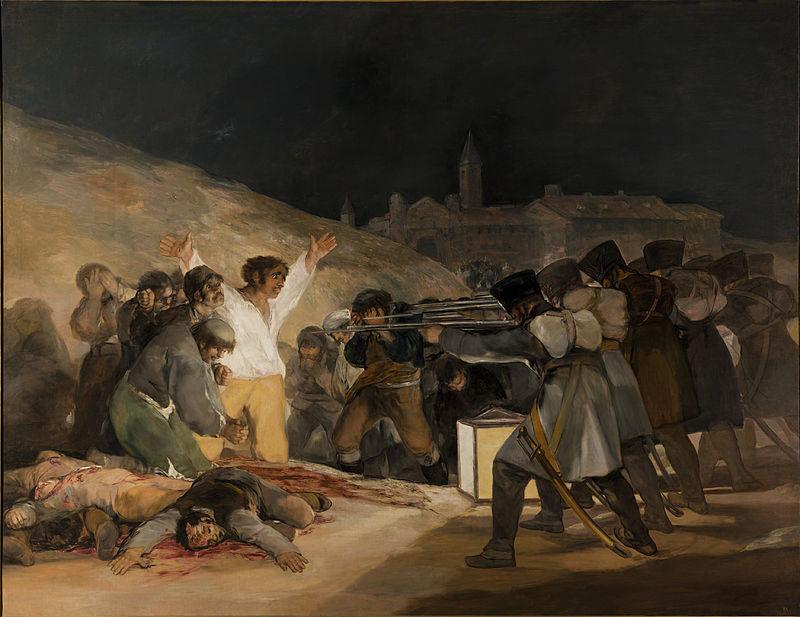 FRANCISCO GOYA | IL 3 MAGGIO 1808