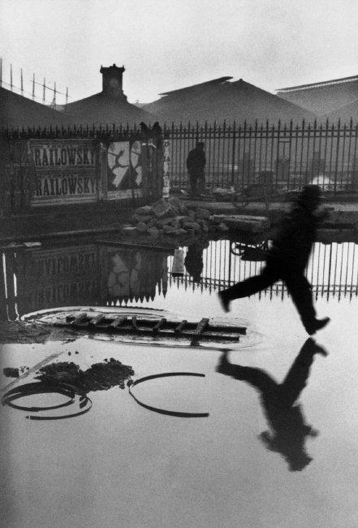 Henri Cartier Bresson | Place de l'Europe