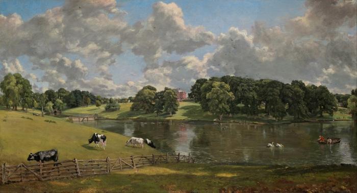 John Constable | Wivenhoe Park