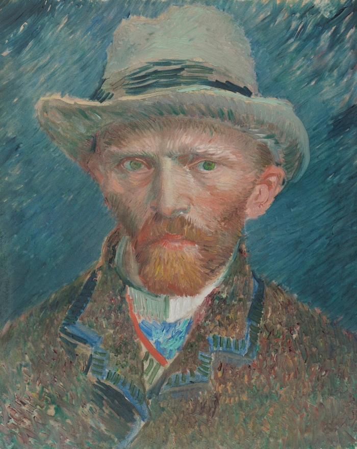 Self-Portrait by Van Gogh | Rijksmuseum