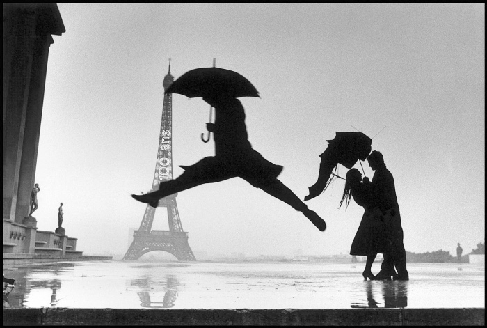 henri cartier bresson | tour eiffel