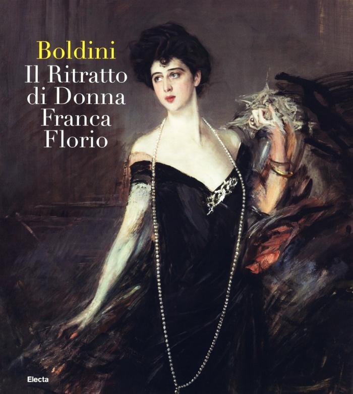 libro Franca Florio Boldini