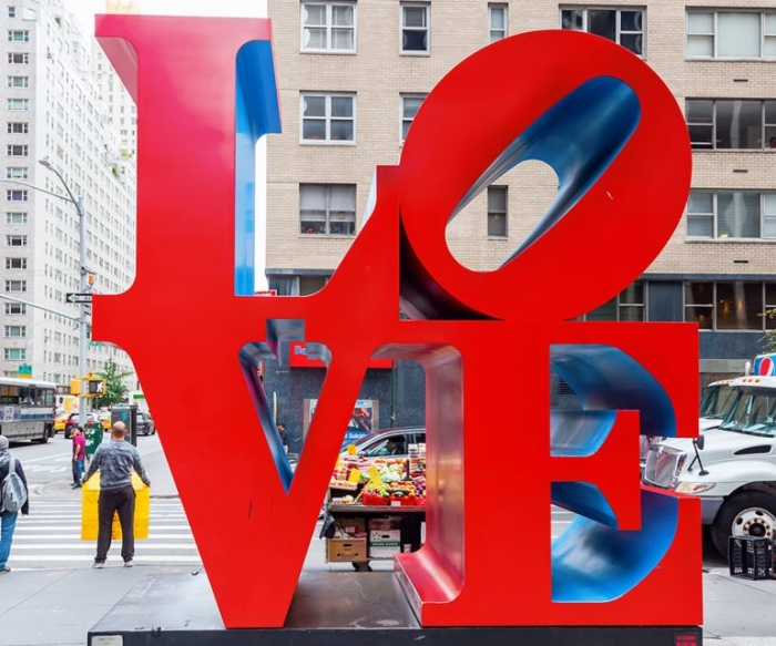 Robert Indiana | LOVE