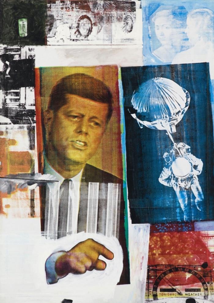 Robert Rauschenberg | Retroactive