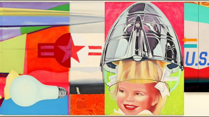 James Rosenquist | F-111