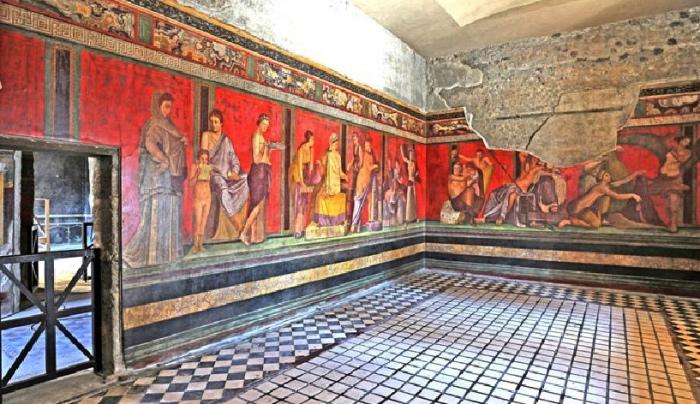 Villa dei Misteri | Pompei