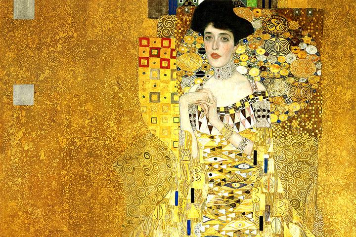 Klimt | Ritratto di Adele Bloch Bauer