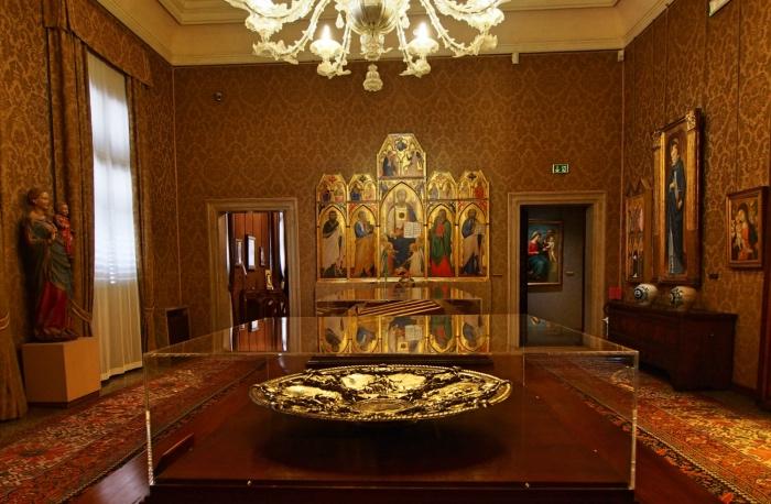 Palazzo Cini | galleria opere