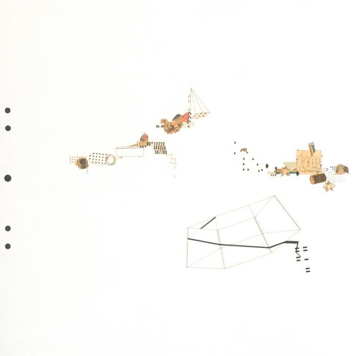 Gianni Emilio Simonetti | Metafora Insegue Tagliola Dentro