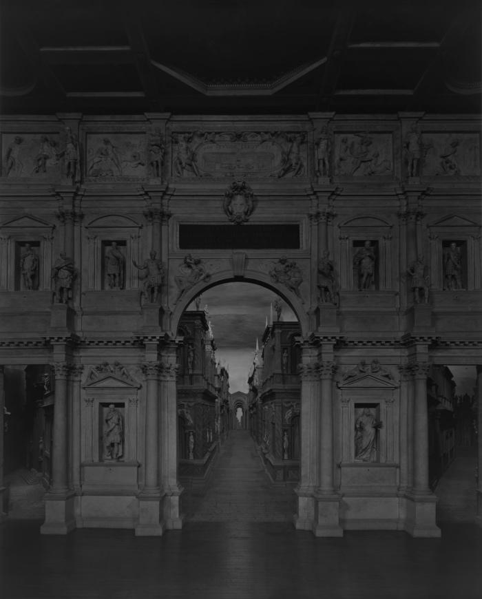 Hiroshi Sugimoto | Teatro Olimpico Vicenza