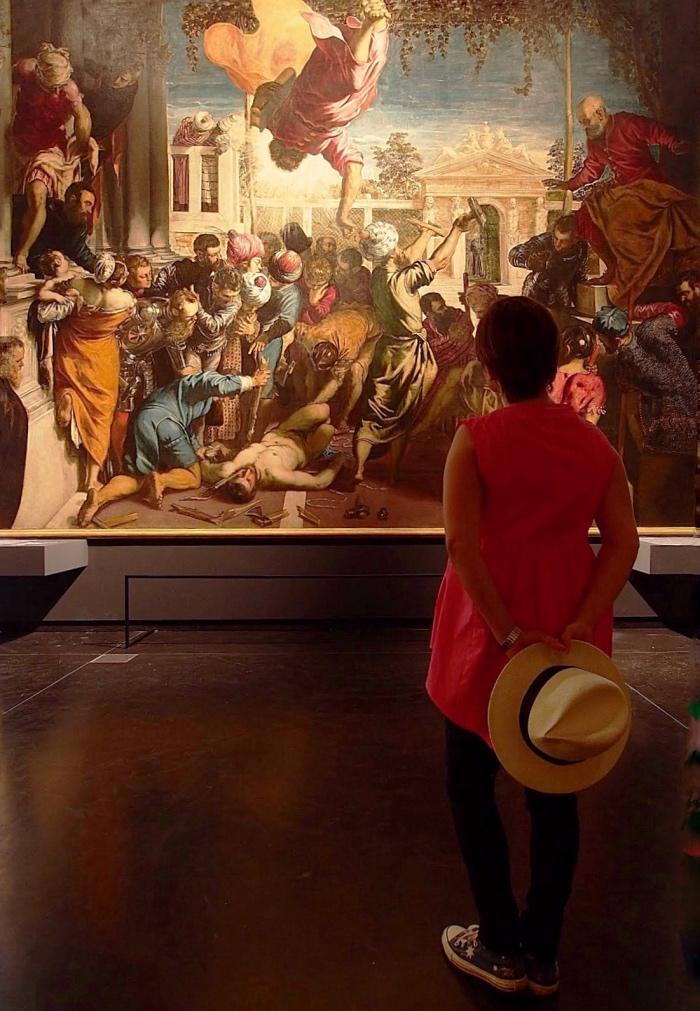 Mostra Tintoretto | mostre Gallerie Accademia Venezia