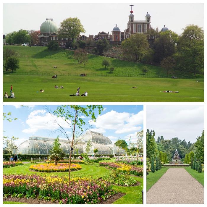 parchi di Londra