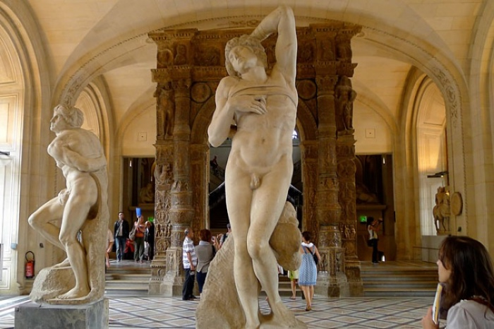Prigioni Michelangelo | museo del Louvre