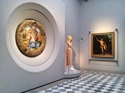 Tondo Doni | Michelangelo