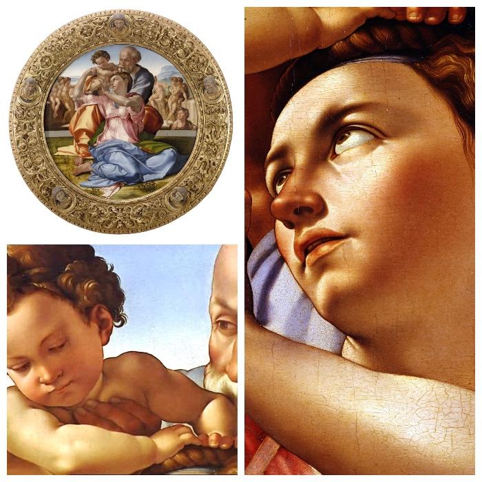 Michelangelo | Tondo Doni