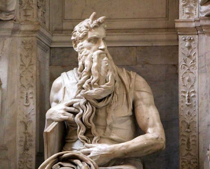Mosè di Michelangelo | Tomba di Giulio II