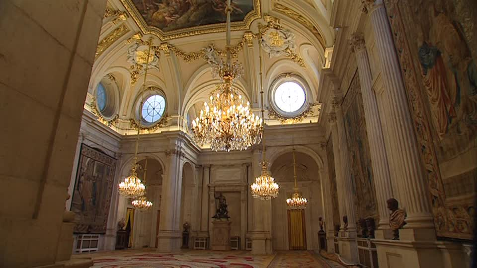 palazzo reale | Madrid