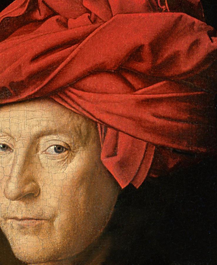 ritratto van Eyck