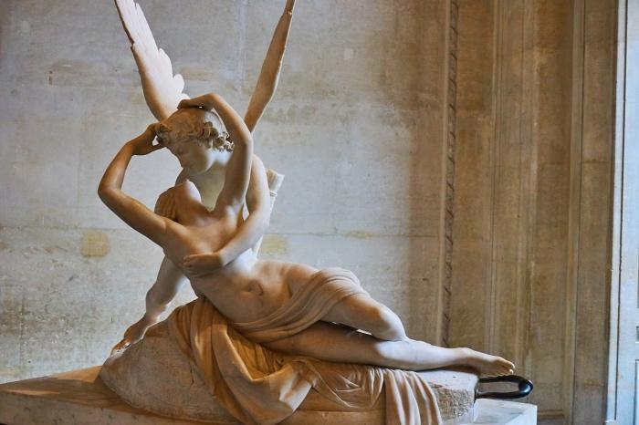 Amore e Psiche | Louvre opere
