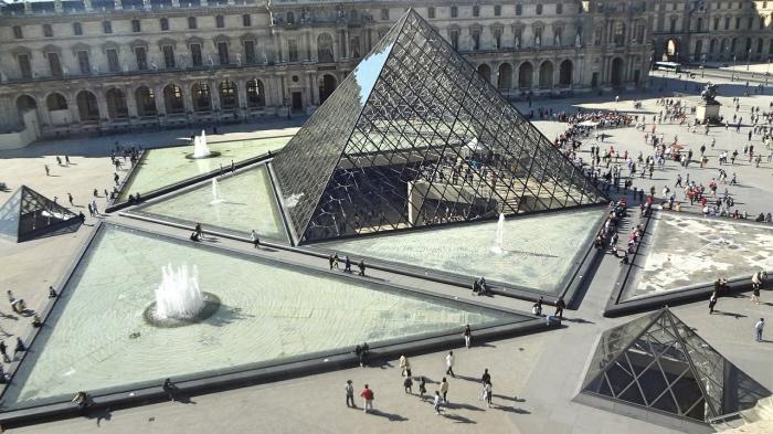 Louvre ingresso