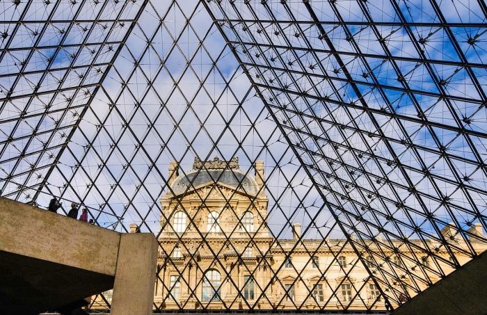 Louvre | piramide
