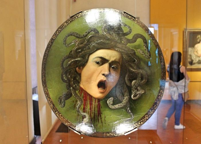 Medusa Caravaggio