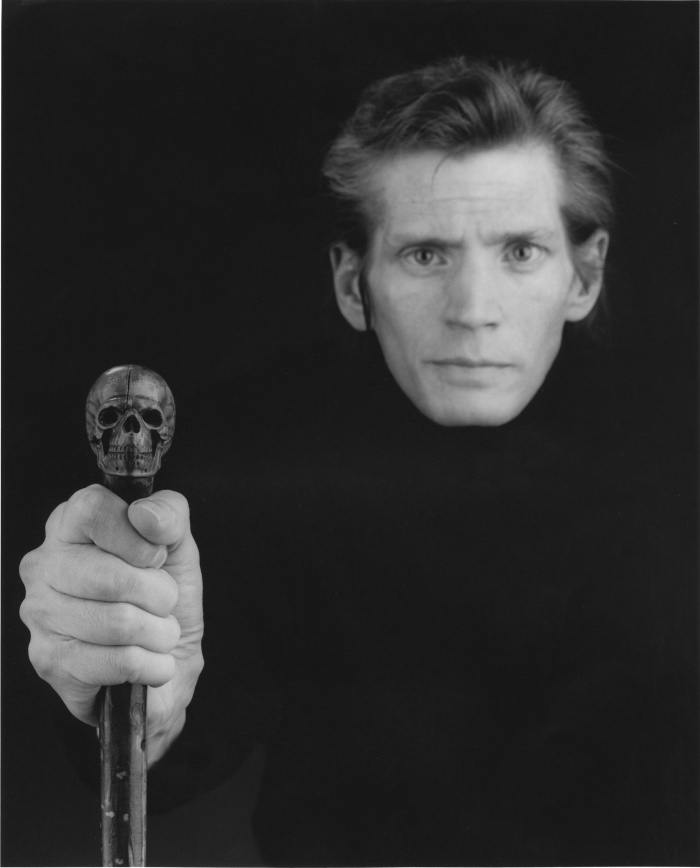 Robert Mapplethorpe | Self-Portrait