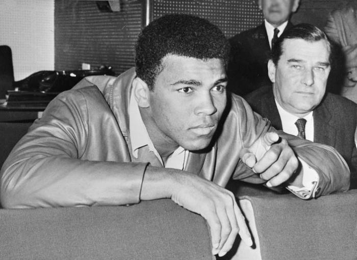 Muhammad Ali | Michael Gaffney